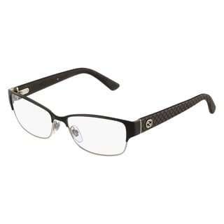 Gucci 4264 0LOZ Womens Rectangular Eyeglasses