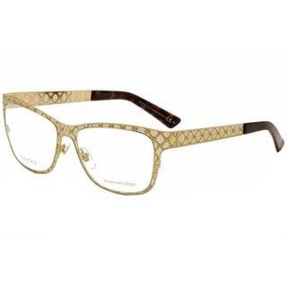 Gucci 4267 0J5G Womens Rectangular Eyeglasses