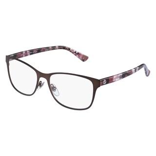 Gucci 4268 0HPM Womens Rectangular Eyeglasses