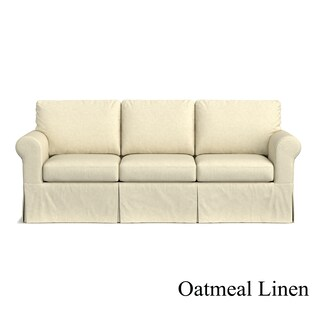 Handy Living Custom Skirted Replacement Cover for Handy Living Bella SoFast Sofa (More options available)