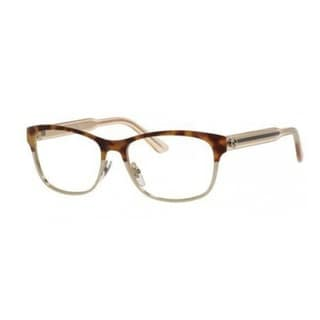 Gucci 4274 0GXQ Womens Rectangular Eyeglasses