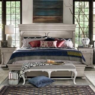 Elan Grey Wood Bed End Bench