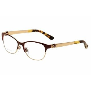 Gucci 4281 0LVN Womens Round Eyeglasses