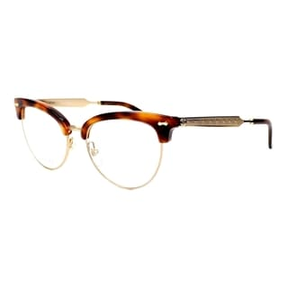 Gucci 4284 0CRX Womens Oval Eyeglasses