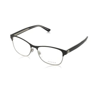 Gucci 4285 08SL Womens Rectangular Eyeglasses