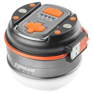 Wagan Brite-Nite Dome USB Lantern EL-4302 Camplite
