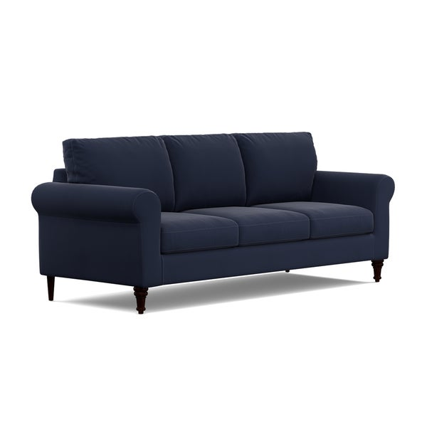 Portfolio Undercover Custom Bella SoFast Sofa with Tailored Slipcover