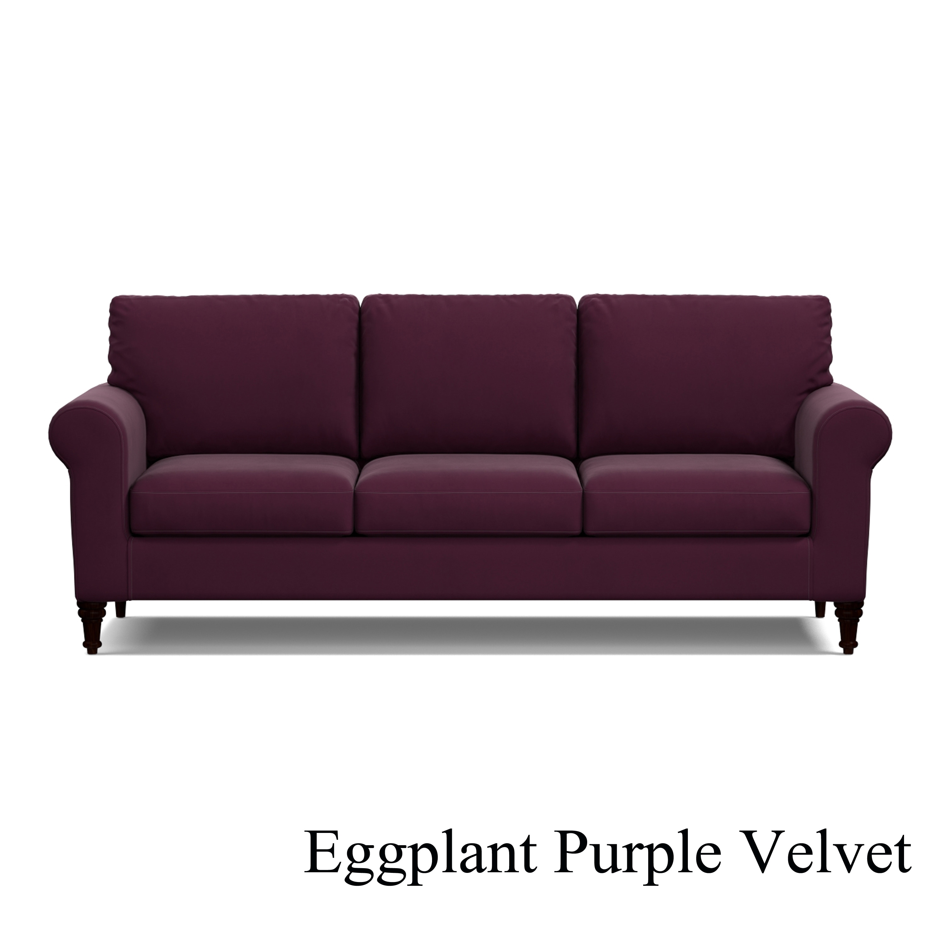 Handy Living Undercover Custom Bella SoFast Sofa with Tailored