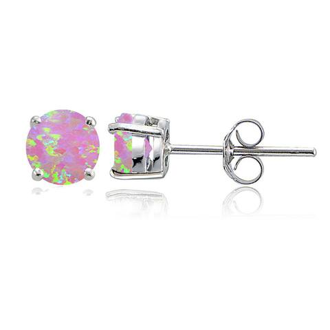 22cc8646ebca6 Pink Earrings | Find Great Jewelry Deals Shopping at Overstock