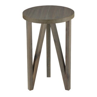 Cortesi Home Tobin Solid Wood End Table