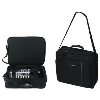 Gewa 278210 Black Cordura Small Premium Waterproof DJ Mixer Gig Bag