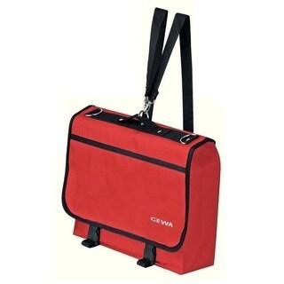 Gewa 277402 Basic Wine Red Music Stand and Sheet Music Gig Bag