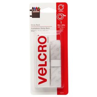 """Velcro 90079 3/4"""" X 18"""" White Sticky Back Tape"""