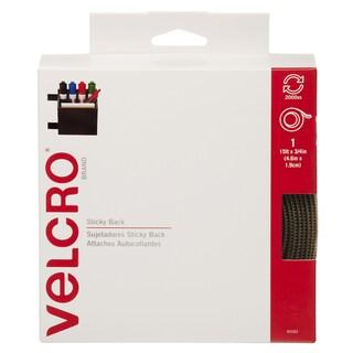 """Velcro 90083 3/4"""" X 15' Beige Sticky Back Tape"""