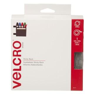 """Velcro 90277 3/4"""" X 15' White Sticky Back Tape"""