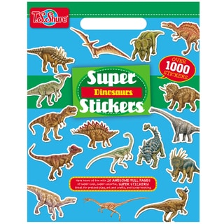 Dinosaur Super Sticker Book