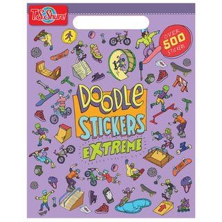 Doodle Extreme Sticker Book