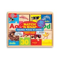 3 Puzzle Set, ABCs, 123s and Shapes/Colors in Spanish
