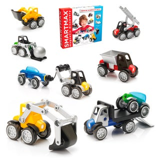 SmartMax 25 Piece Power Vehicles Max Set