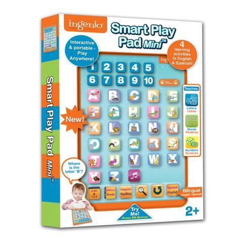 Mini Play Pad - Multi/Orange