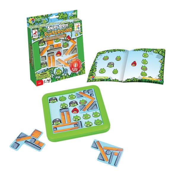 Smart Games Angry Birds Under Construction