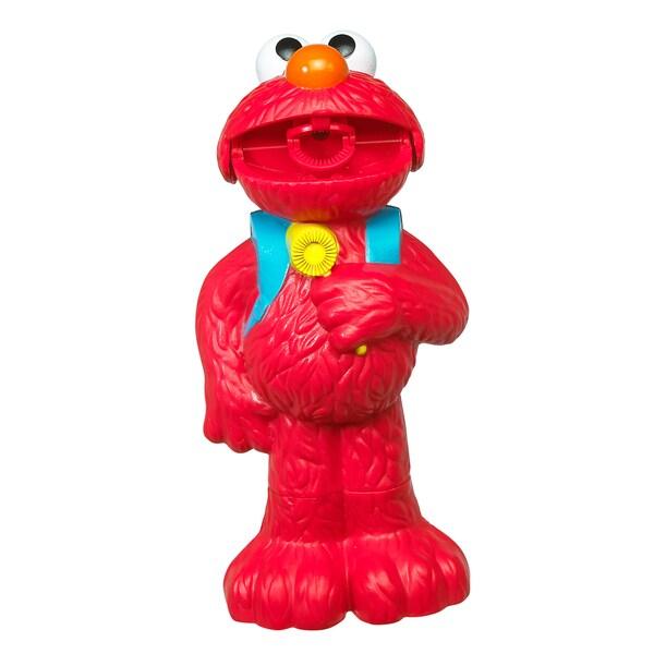 Elmo Action Bubble Blower