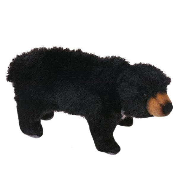 Hansa 7 Inch Black Bear
