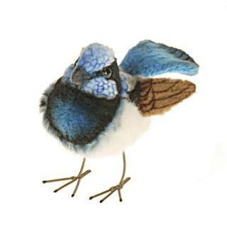 Hansa 3 Inch Blue Wren