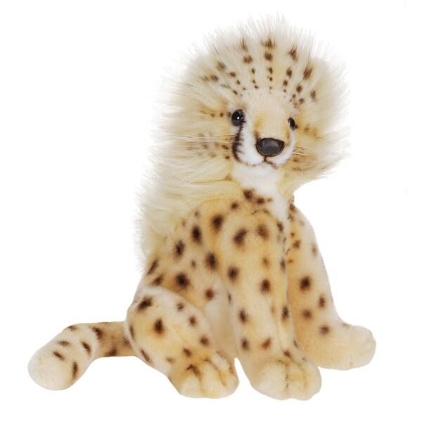 Hansa 8 Inch Cheetah Cub
