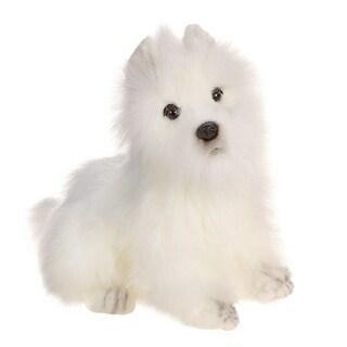 10 Inch Westie Highland Terrier Dog