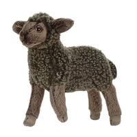 Hansa 7 Inch Black Little Lamb