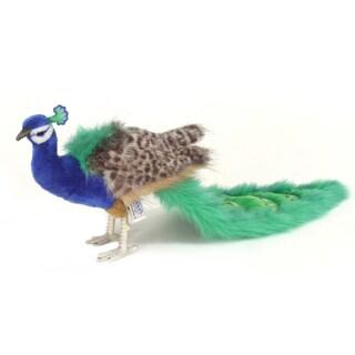 Hansa 10 Inch Peacock