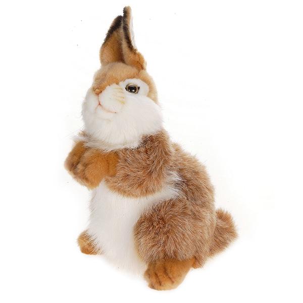 Hansa 12 Inch Baby Bunny Carmel