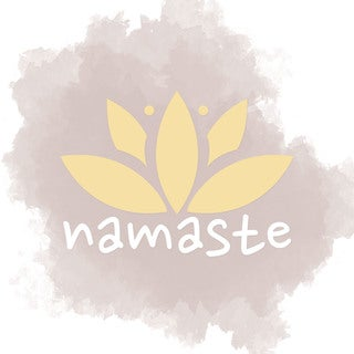 Marmont Hill - 'Namaste' by Diana Alcala Painting Print on Wrapped Canvas
