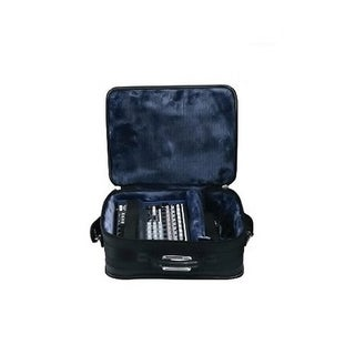 Gewa SPS Series Black Cordura Medium-sized DJ Mixer Gig Bag
