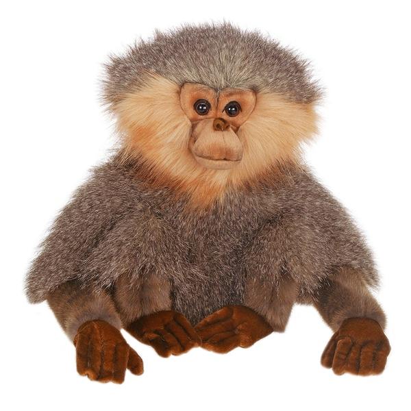 Hansa 12 Inch Seated Gibbon