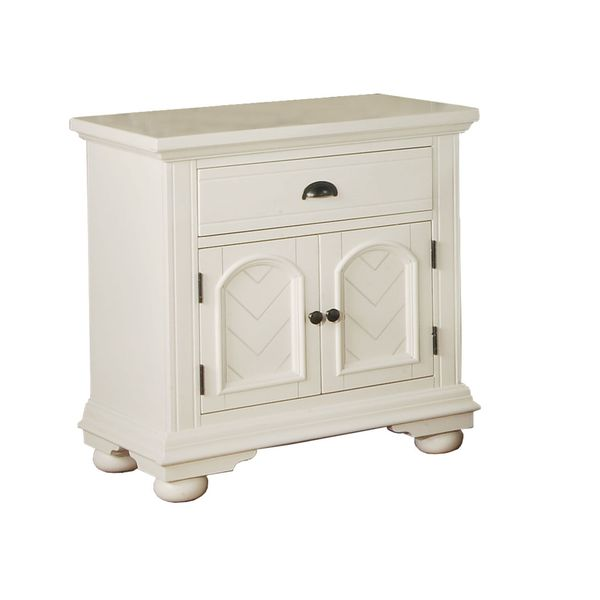 cc78745fa3609 Shop Picket House Furnishings Addison White Queen Panel 4PC Bedroom ...