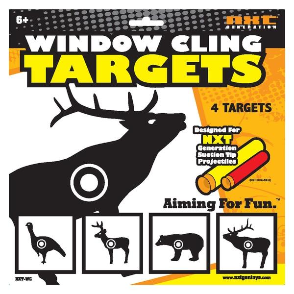 NXT Generation Animal Window Cling Target