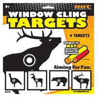 NXT Generation Animal Window Cling Target