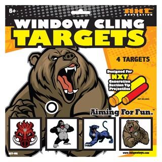 NXT Generation Beast Window Cling Target
