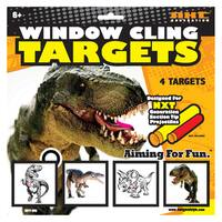 NXT Generation Dino Window Cling Target