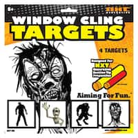 NXT Generation Zombie Window Cling Target