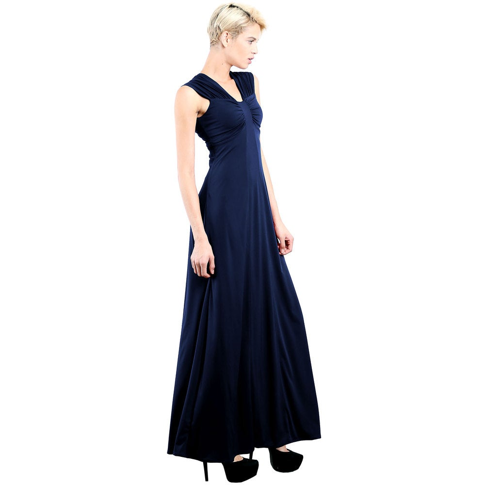 Evanese Womens Long Evening Party Gown Dress