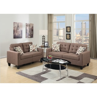Kayla Sofa And Loveseat Set