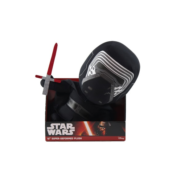 Comic Images Star Wars Kylo Ren Large 12-inch Super-Deformed Plush