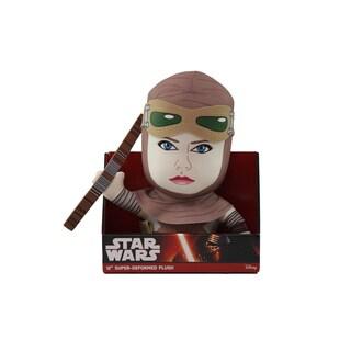 Comic Images Star Wars Rey Multicolor 12-inch Large Super-deformed Plush Toy