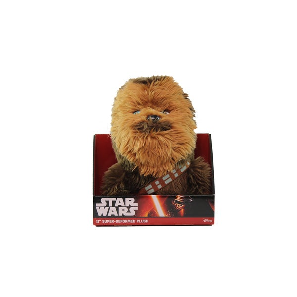 Comic Images Star Wars Chewbacca 12-inch Large Super-deformed Plush Toy