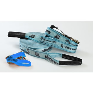 Slackers Blue 50-foot Wave Slackline Walker Kit