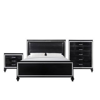 Picket House Vice King 3PC Set in Black