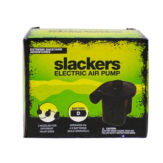 Slackers Inflator Air Pump